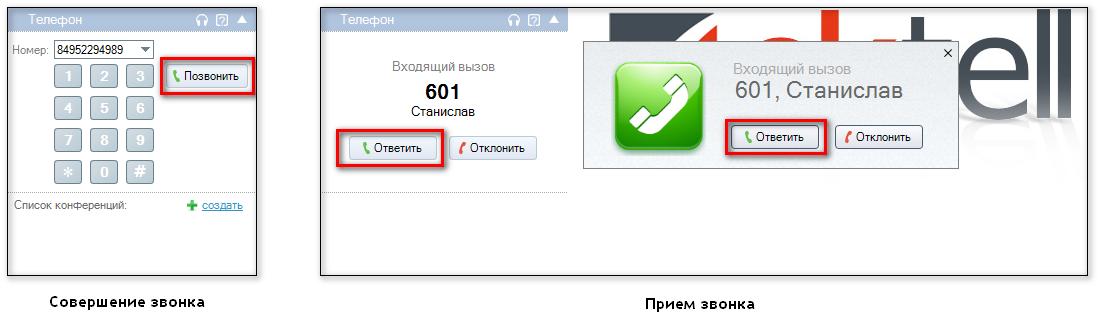 Как сделать номер телефона на сайте